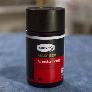 manuka honey for rhinos